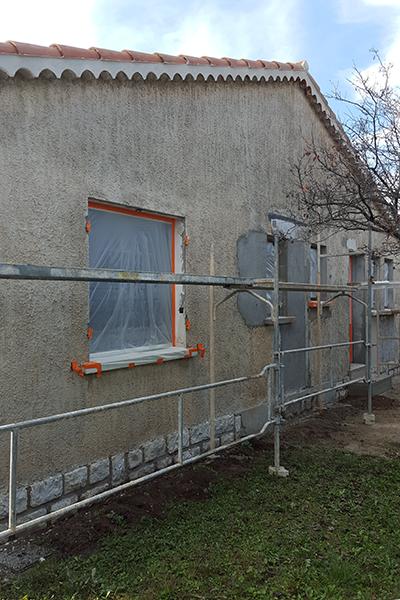 gros oeuvre-maconnerie-renovation de maison-extension de maison-construction de maison contemporaine-facades-macon
